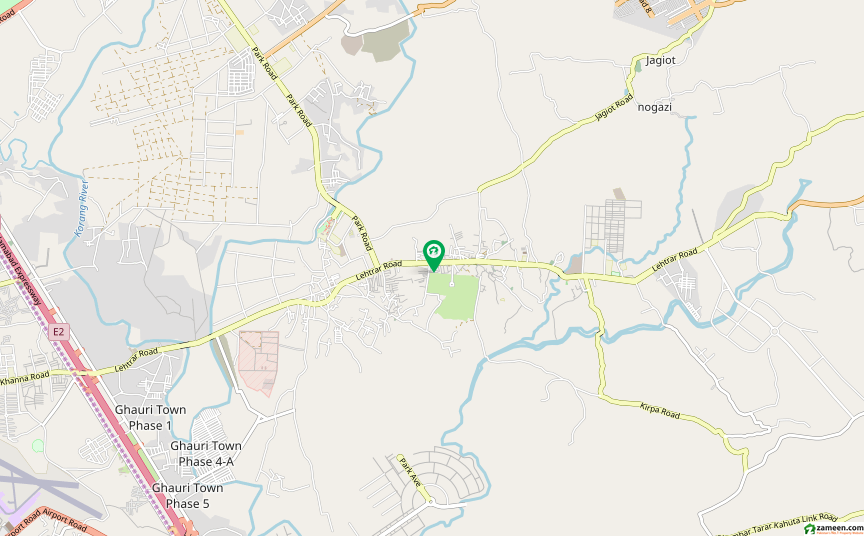 علی پُر اسلام آباد میں 5 مرلہ مکان 70 لاکھ میں برائے فروخت۔