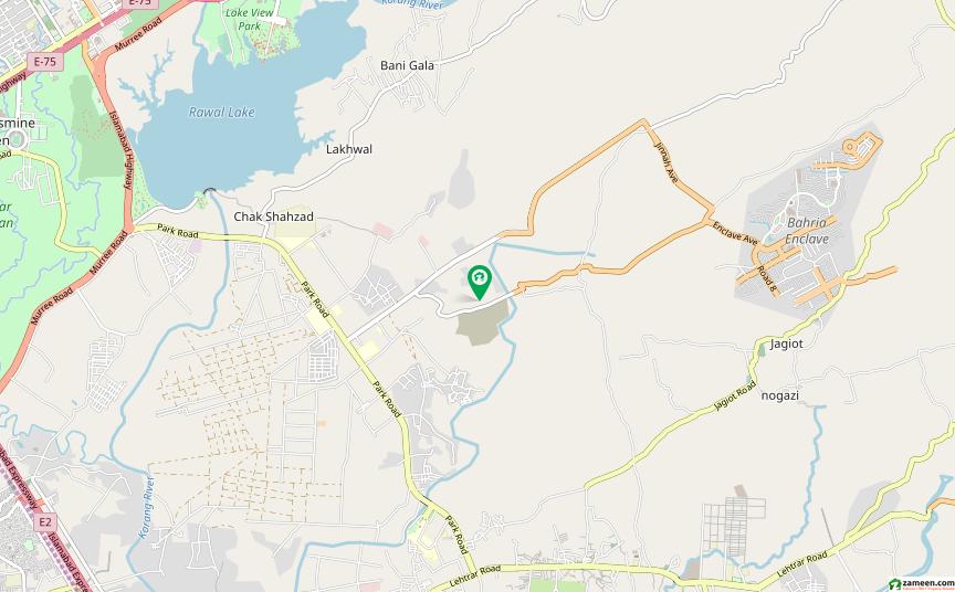 پی ایچ اے ایف آفیسرز ریزڈینسیا کوری روڈ اسلام آباد میں 8 مرلہ مکان 1.05 کروڑ میں برائے فروخت۔