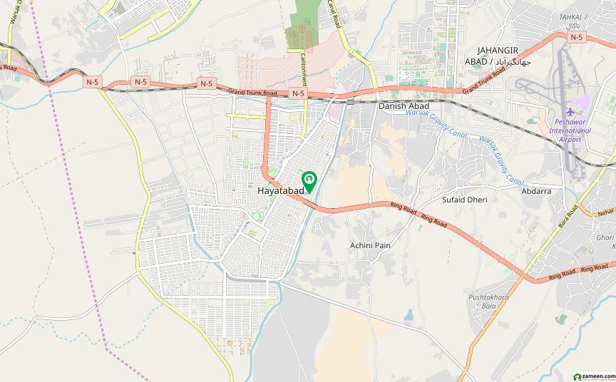 حیات آباد فیز 3 - کے2 حیات آباد فیز 3 حیات آباد پشاور میں 5 کمروں کا 5 مرلہ مکان 1.25 کروڑ میں برائے فروخت۔