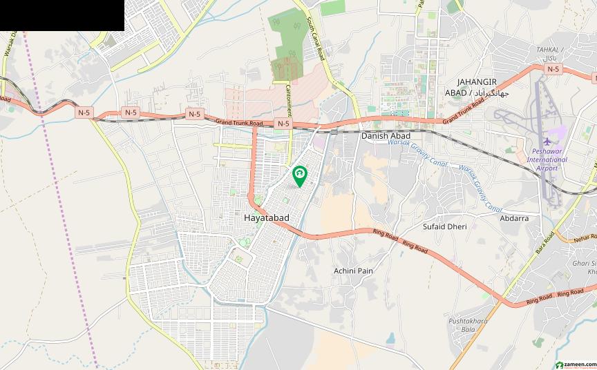 حیات آباد فیز 3 حیات آباد پشاور میں 5 کمروں کا 5 مرلہ مکان 1.53 کروڑ میں برائے فروخت۔