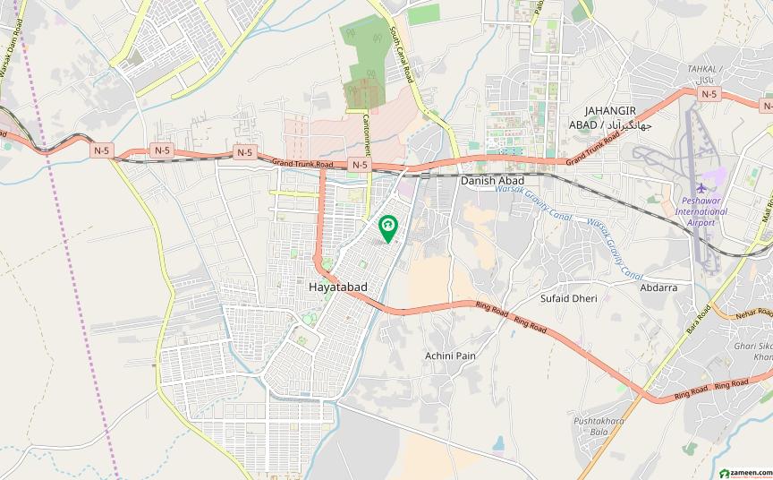 حیات آباد فیز 3 - کے6 حیات آباد فیز 3 حیات آباد پشاور میں 6 کمروں کا 10 مرلہ مکان 3 کروڑ میں برائے فروخت۔