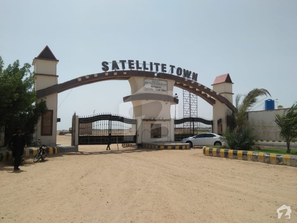 Satellite Town Gharo