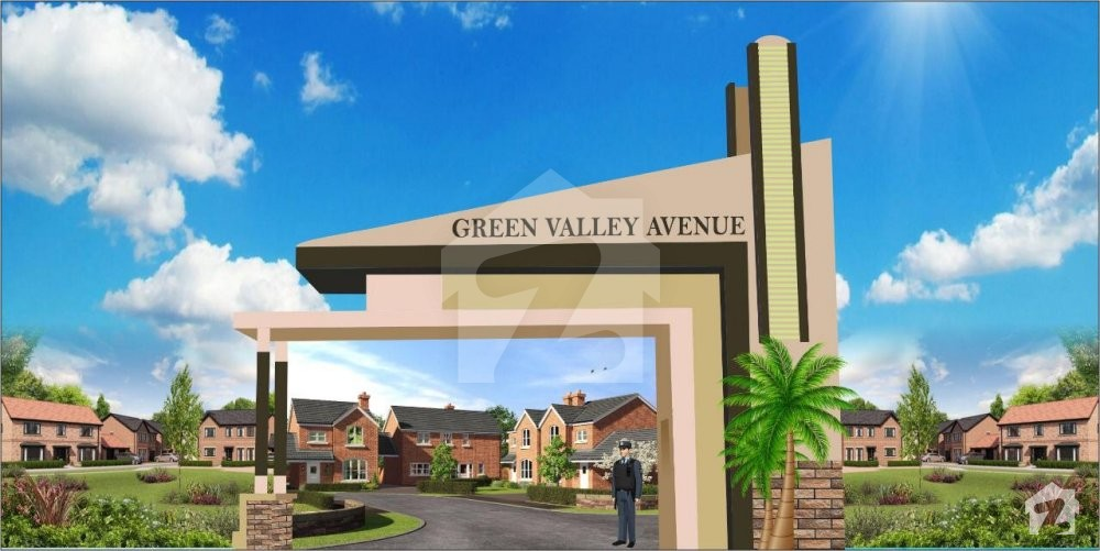 Green Valley Avenue
