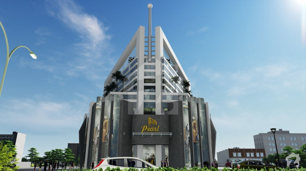 The Pearl Mall & Residency