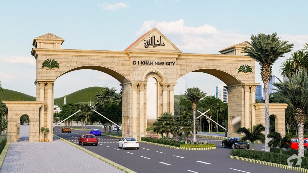 D I Khan New City
