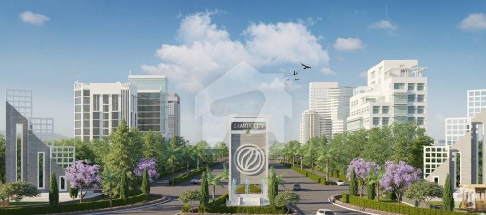 Zaamin City by Pak Estate
