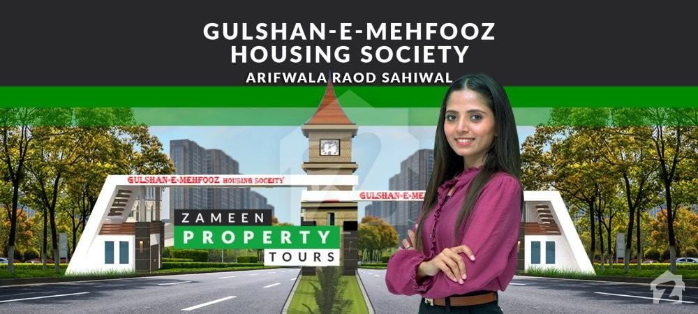 Gulshan-E-Mehfooz Housing Soceity
