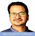 Mustajab Ali Siddiqui