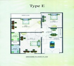 Zulfiqar Homes Type E