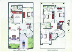 Zulfiqar Homes Type C1