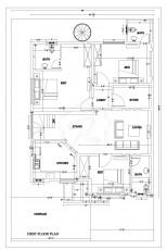 11 Marla Villa - First Floor