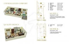 Suite C - E