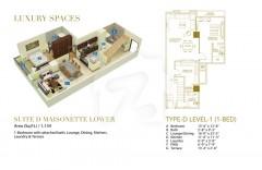 Suite D Lower