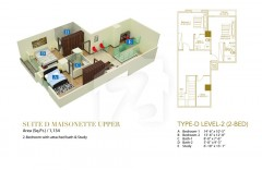 Suite D Upper
