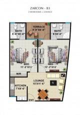 Zarcon B3 - Two Bedrooms