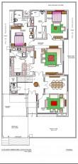 20 marla Ground Floor