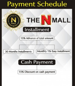 The N Mall