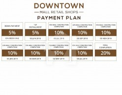 Downtown Mall & Residences Shop
