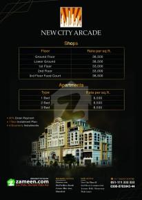New City Arcade