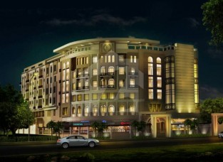 Emerald Mall & Residency
