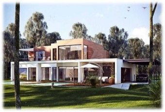 DHA Multan Model House