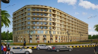 Capital Mall & Residency