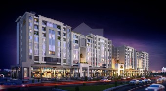 Time Square Mall & Residencia