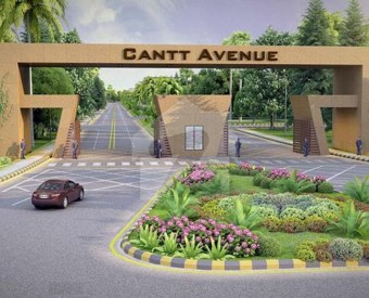 Cantt Avenue Multan
