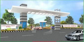 Al Noor Garden VVIP Civil Complex Phase-4