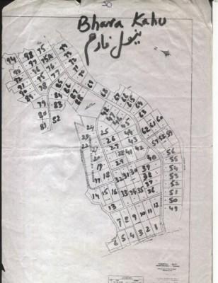 Map of Bharakhu