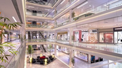 Axis Mall & Apartments