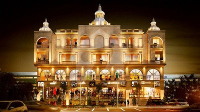 Elanza Mall & Residency