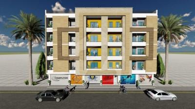 Al-Usman and AB Apartments