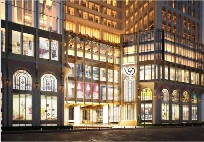 V9 Mall & Residency