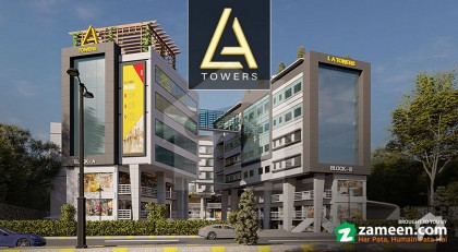 LA Towers