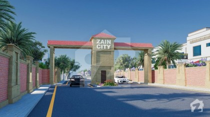 Zain City Housing Scheme